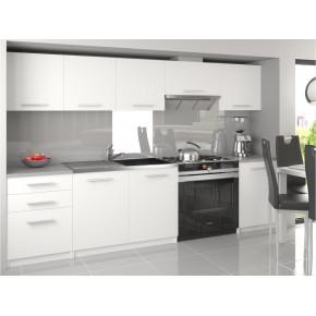 Keittiökokonaisuus / keittiökalustesarja valkoinen