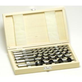 Puuporasarja 6-osainen 6-25mm